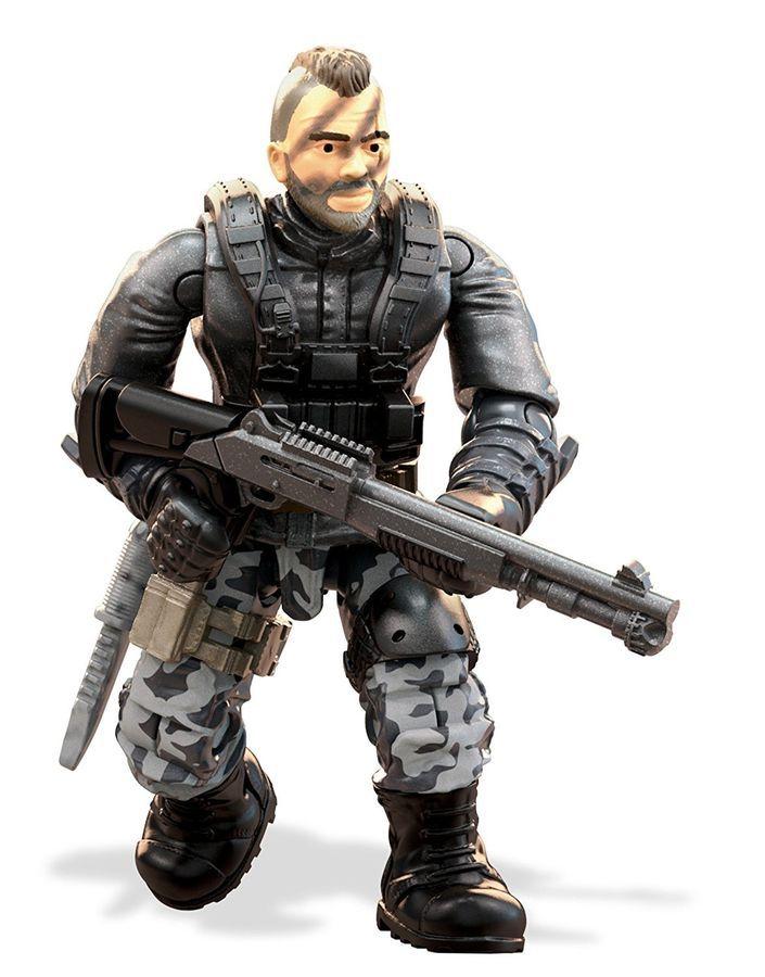 Mega Construx Call of Duty Torque