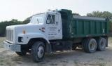 Online Only Auction for Secured Creditor:  1990 International Navistar Dump Truck  http://texasbid.com/online_auctions/item.php/1018515