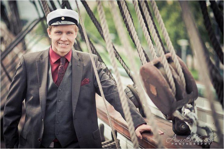 Valmistujauskuvaus, Turku: Aleksin ylioppilaskuvat