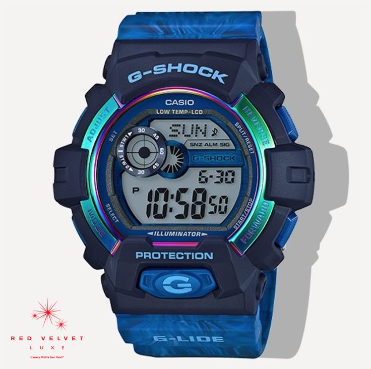 Check out this G-Shock Protection watch!