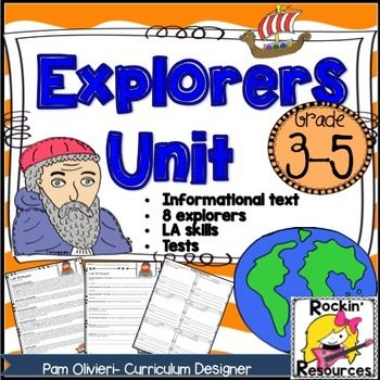 An analysis of the topic of an early explorers journals