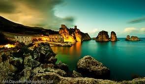 Tonnara di Scopello, Province of Trapani , Sicily region Italy