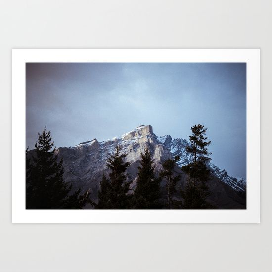 Buy Mountain I by MAJA as a high quality Art Print. Worldwide shipping available at Society6.com. Just one of millions of products available.