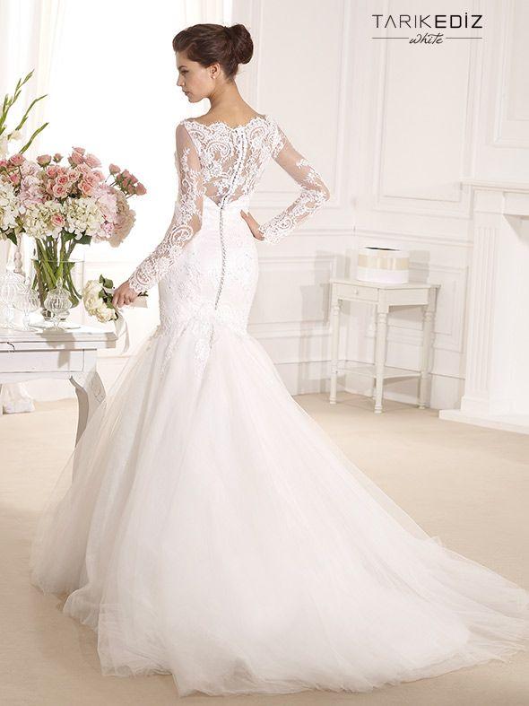 Best 25 wedding dresses 2014 ideas on pinterest dresses 2014 tarik ediz wedding dresses 2014 collection junglespirit Images