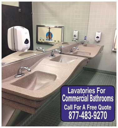 Commercial Bathroom Sink 192 best commercial lavatories and sinks images on pinterest