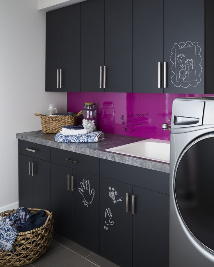 Slate For Kitchen Counters: Dark Countertops, White Kitchen Cabinets And J