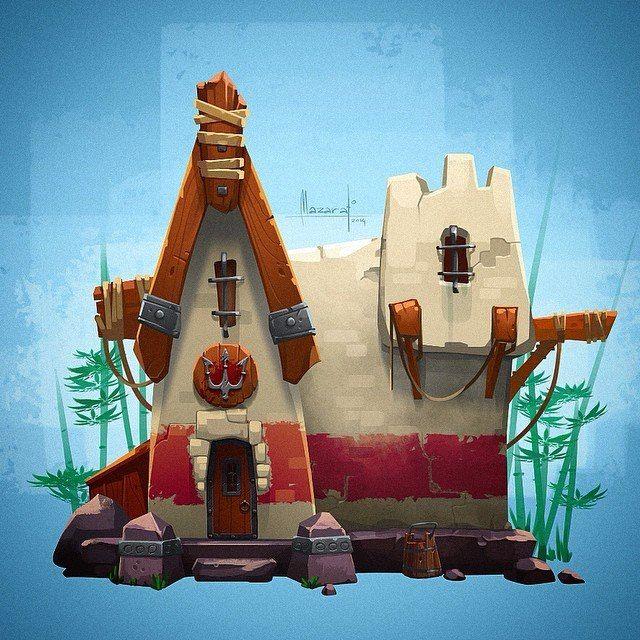 Little house #4