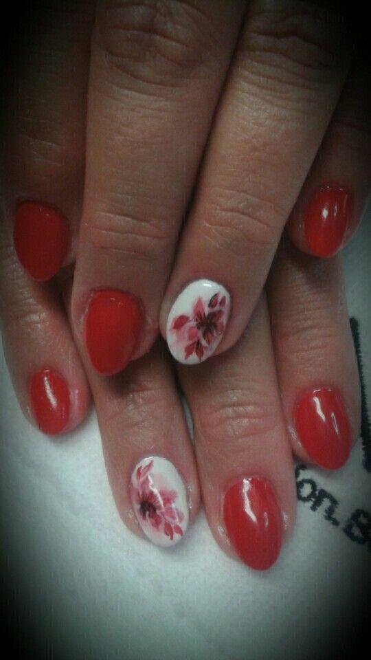 Aquarell nail