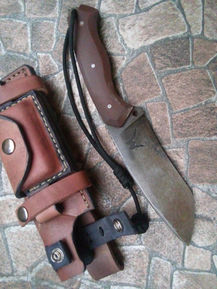 Jockey #008 facebook.com/monsterknives