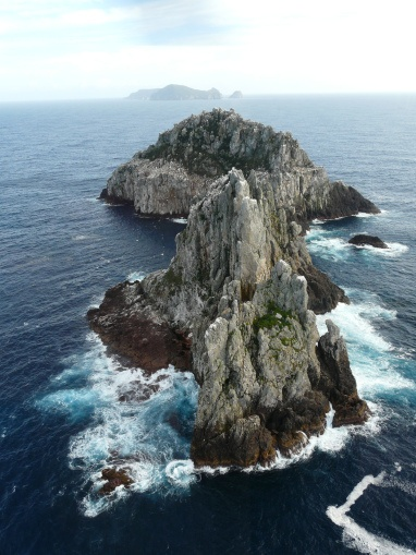 The Poor Knights Islands, North East of Whangarei, New Zealand