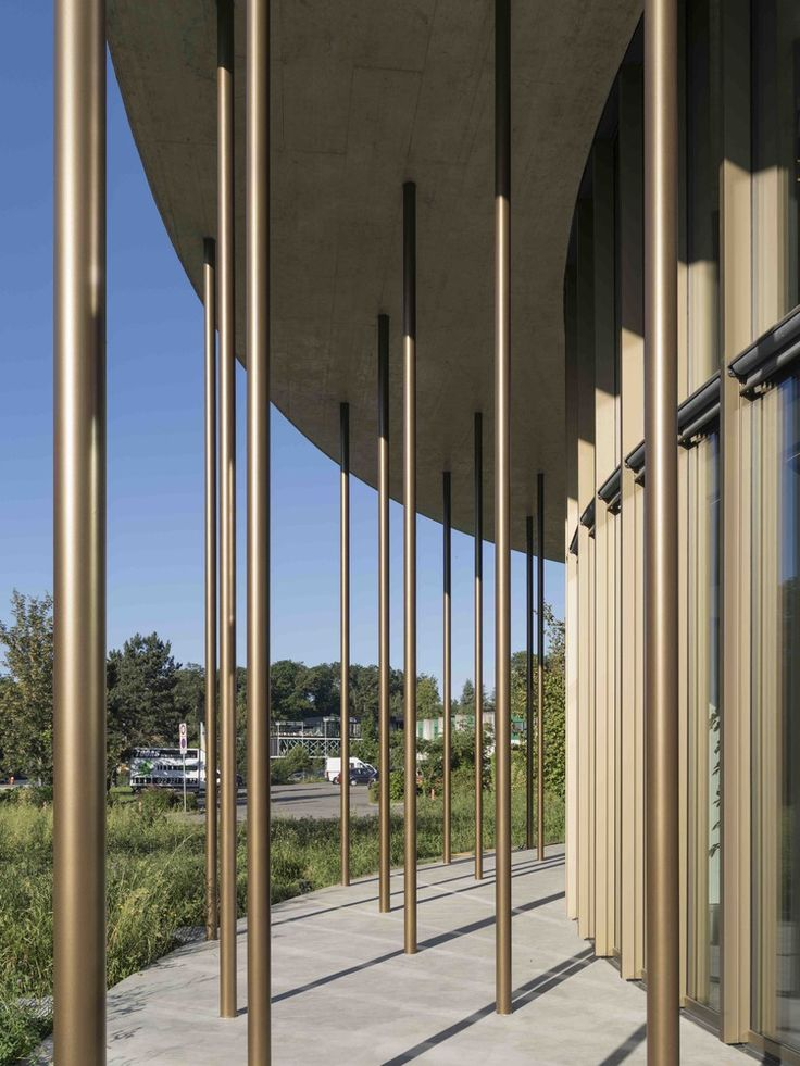 Gallery of International Motorcycling Federation / LOCALARCHITECTURE - 9
