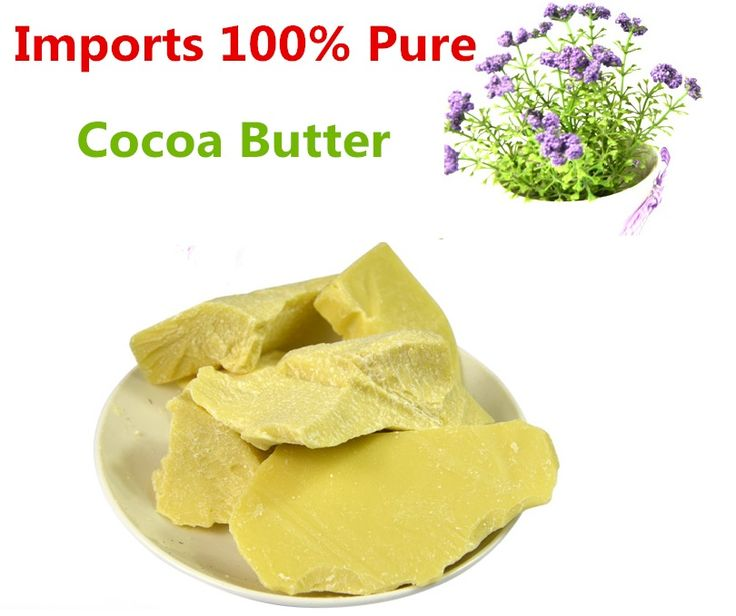 100g Africa Imports West 100% Pure Cocoa Butter DIY Chocolate Cake Snacks Candy, Biscuit Baking Food Raw Materials