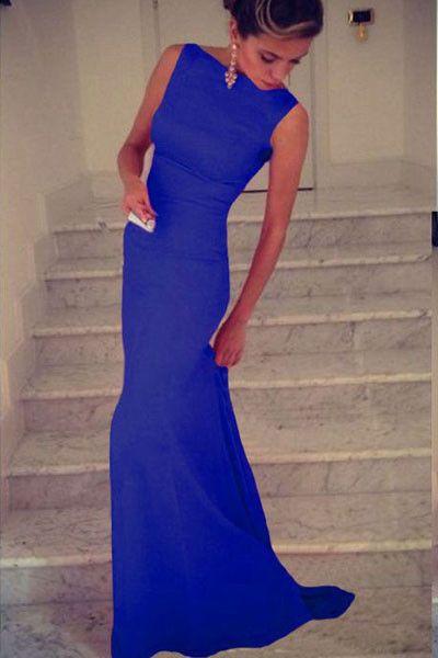 10352 Elegant Maxi Dress