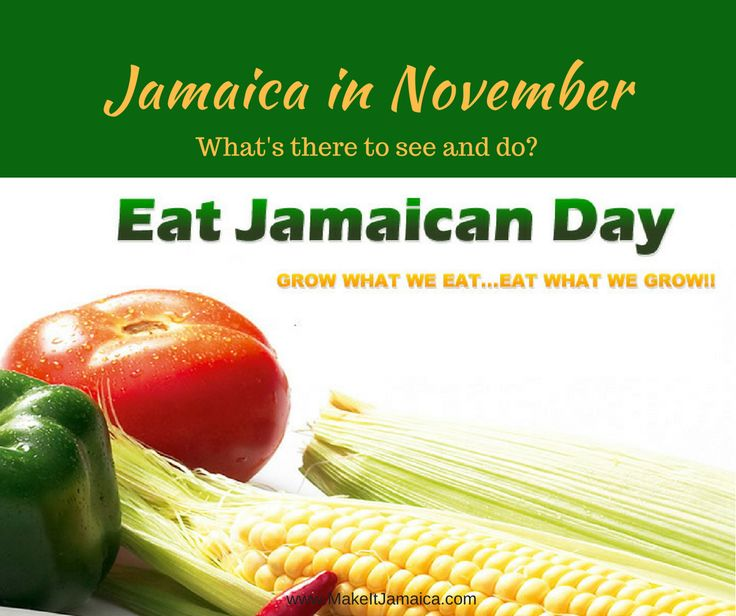 What's it like in Jamaica in November? How is the weather? Do Jamaicans celebrate Thanksgiving?