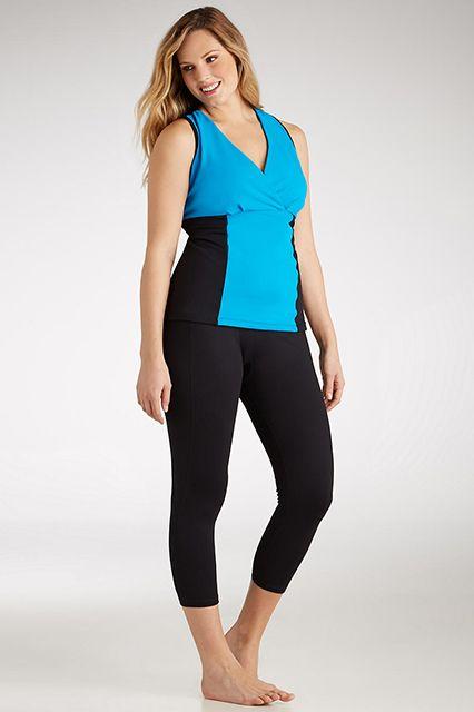 ed5b7a7c1e154 Plus Size Workout Clothes - Cute Gym Clothes   At The Gym   Plus size  workout, Cute gym outfits, Workout