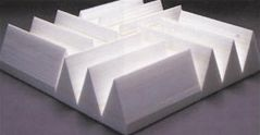 Melamine Foam Linear Wedges – Sound Absorption Material