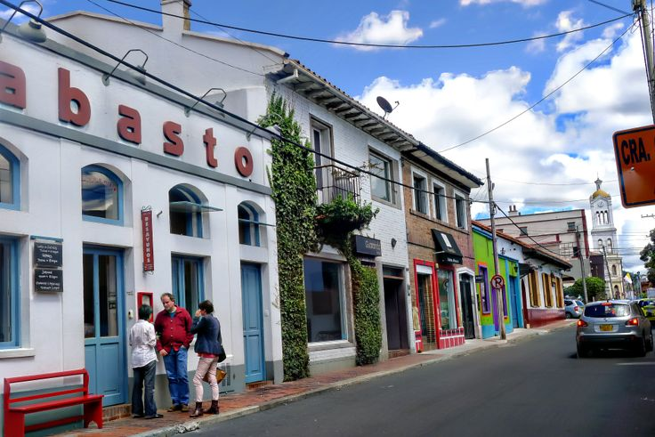 Here in Usaquén, you will have the opportunity to eat at very good restaurants, to drink in one of its bars, to enjoy the music and dance, watch a movie at one of the boutique cinemas of the city, or shop for particular design objects. Plenty of nice opportunities. Visit us at www.Going2Colombia.com