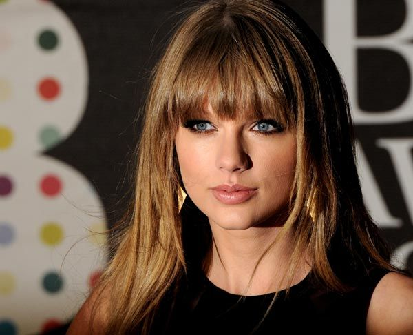 taylor-swift-makeup....adore this look--wonder what shadow it is
