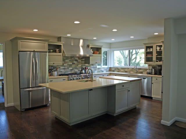 Minwax Jacobean Stain Wood Floor Kitchen Green Kitchen