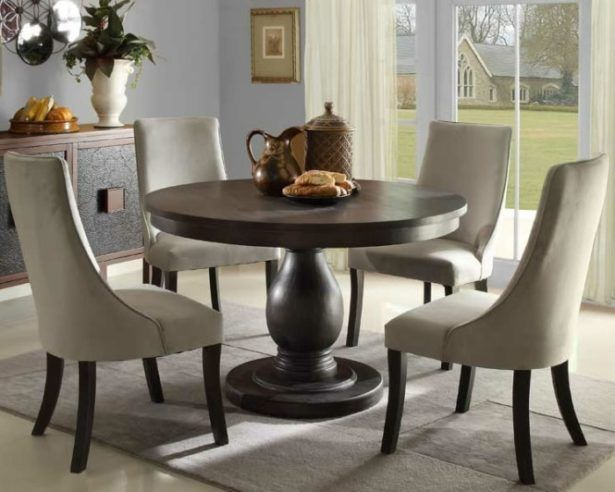 Table Round Dining 42 Inch For Coffee Tables Trend Decor Best Kitchen Sets