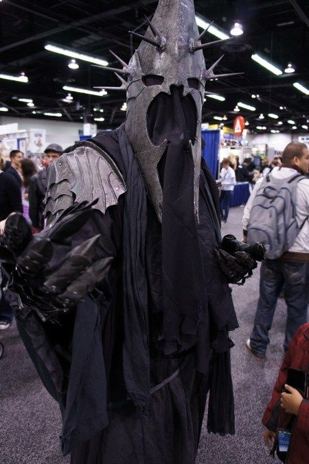 Witch King of Angmar cosplayWitchking