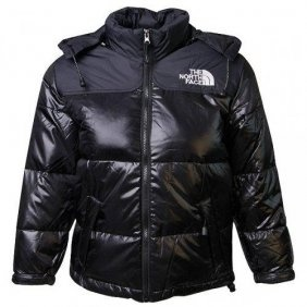 Black Kids North Face Jackets BLS2385699