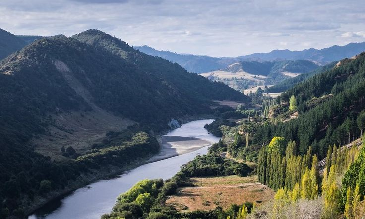 """New Zealand parliament passed the Te Awa Tupua Act, giving the Whanganui River and ecosystem a legal standing in its own right, guaranteeing its """"health and"""