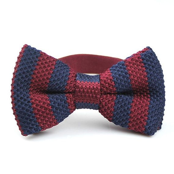 Fabric: These bow ties are made from a cotton polyester blend. They come in bundles of five with a variety of colors and patterns to fit any wardrobe and occasion, from formal events to a casual eveninings out. Shape: These bow ties are