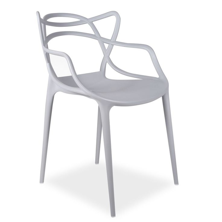 COURVE Chair -Polypropylene Indoor / Outdoor-