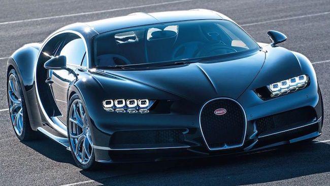 Την Bugatti Πιστοποίησε η DQS