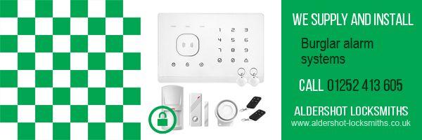 Slide - Burglar Alarms