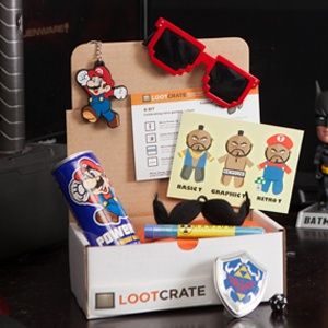 28 best Lootcrate images on Pinterest | Crates, Subscription boxes ...