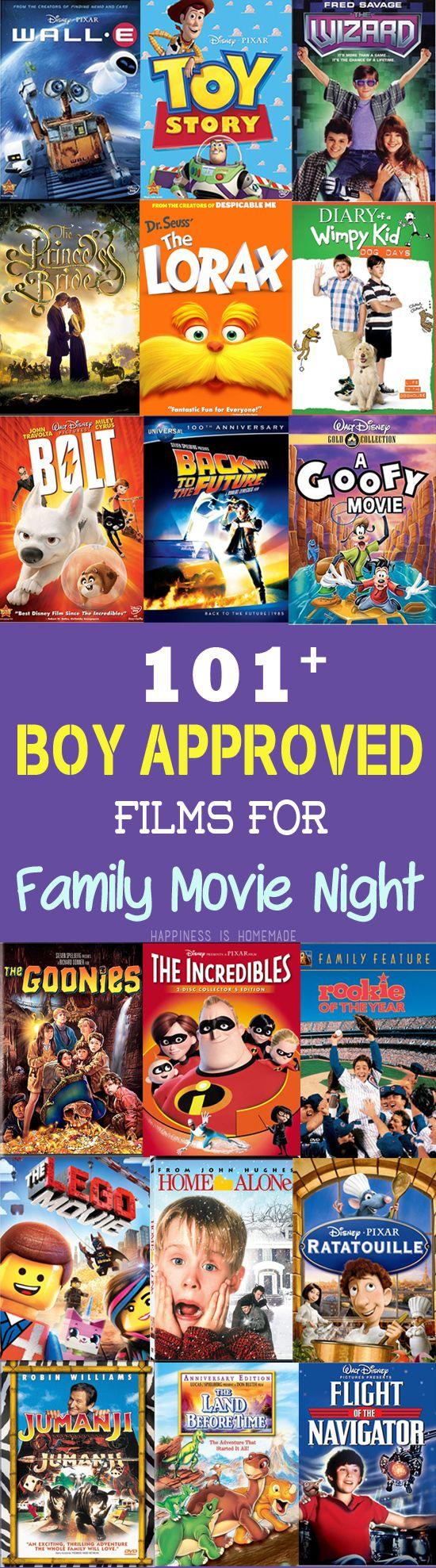 best ideas about films for children teaching 101 boy approved films for family movie night