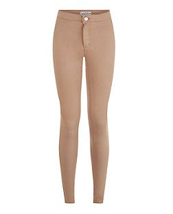 Camel Super Skinny Disco Jeans  | New Look