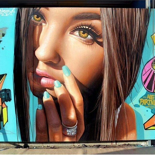 regram @art_motive Street art by @insane51 #supportartists #theartisthemotive .
