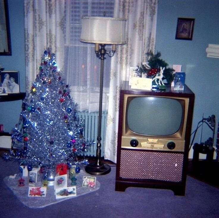 Taking You Back In Time... - Tin Trees And Small Screen TVs