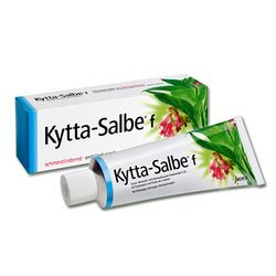 Kytta Salbe for back pain smallflower.com