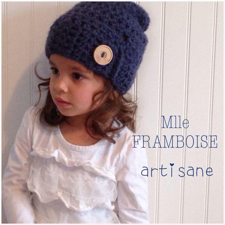 Crochet yarn inspiration knit desing Mlle Framboise