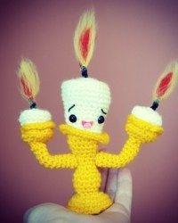 Beauty and the Beast Crochet Patterns - Crochet News