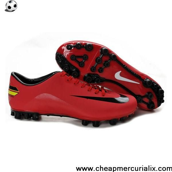 de1192f54b ... sweden ic infantil buy discount nike jnr mercurial victory iii ag red  black football shoes store