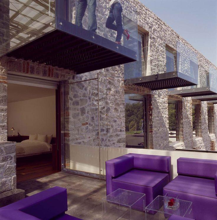 ARQUIMASTER.com.ar | Proyecto: Hotel Boutique La Purificadora (Puebla, México) - Legorreta + Legorreta & Serrano Monjaraz Arquitectos | Web de arquitectura y diseño