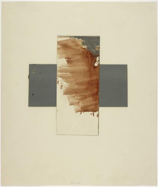 Joseph Beuys  Cross  1961