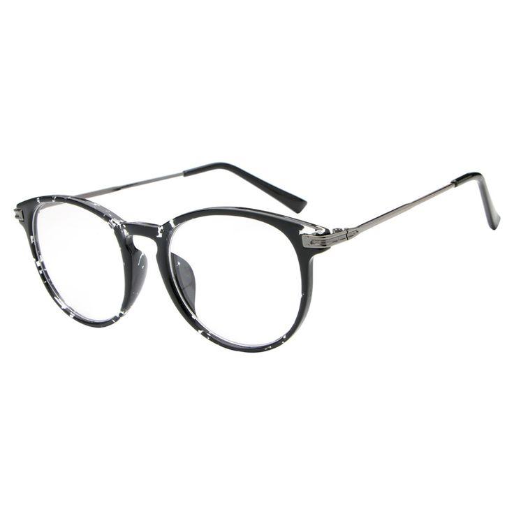 reading glasses Retro Unisex oculos para maquiagem Metal points womens glasses frame UV Protection female eyeglasses oculos