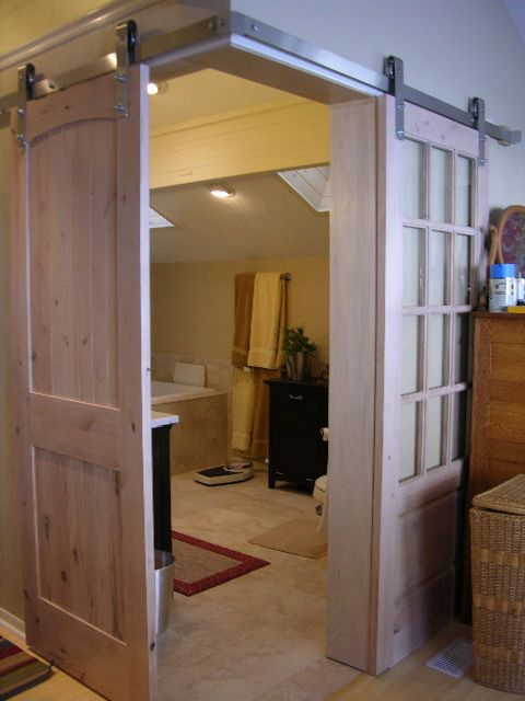 Guest Post Installing Barn Sliding Doors Doors And Entry Ways Barn Style Doors