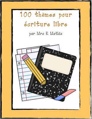 What is it with you and journals? A blog post about journaling, and a FREEBIE (in French and English)!