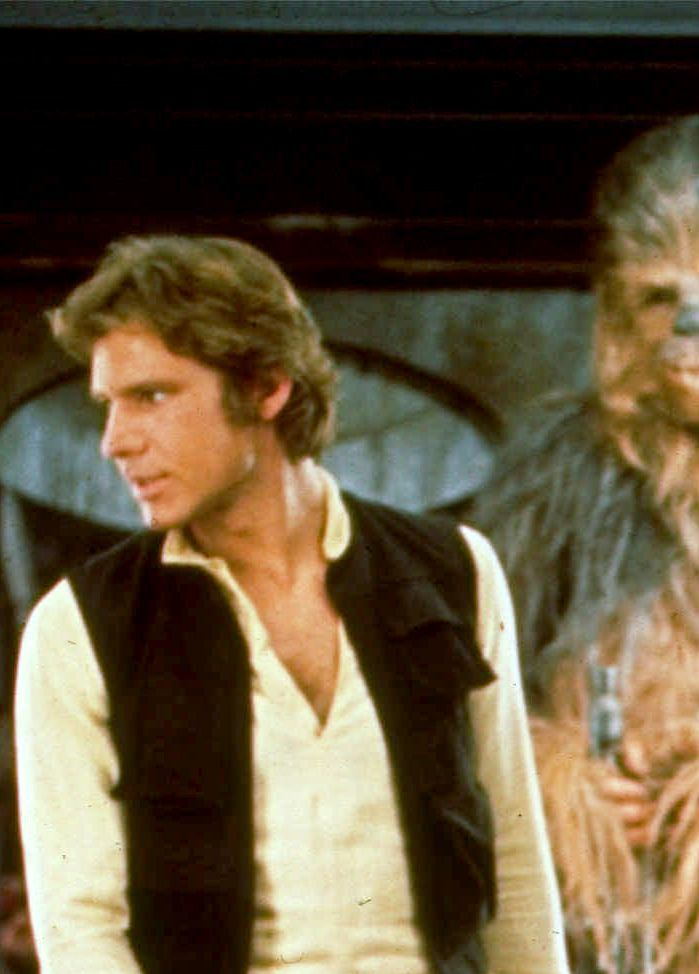 Harrison Ford Star Wars Episode Iv A New Hope 1977