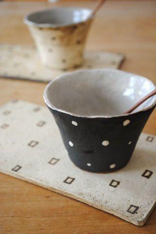 宇田令奈「手びねりカップ」