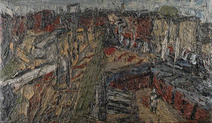 17 Best Images About Leon Kossoff On Pinterest Artworks Leon And A Z