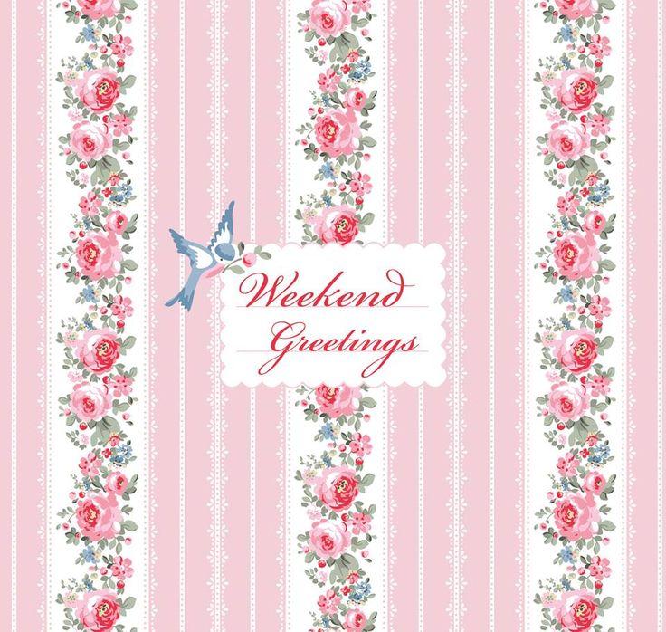 weekend greetings