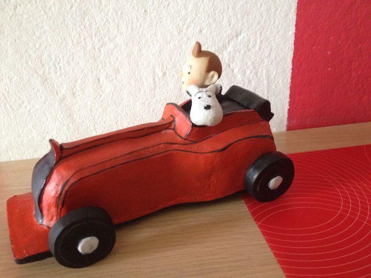 Tintin&milu